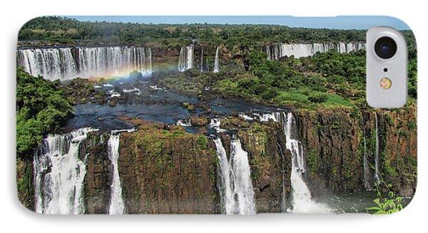 Iguazu Falls IPhone Case by David Gleeson