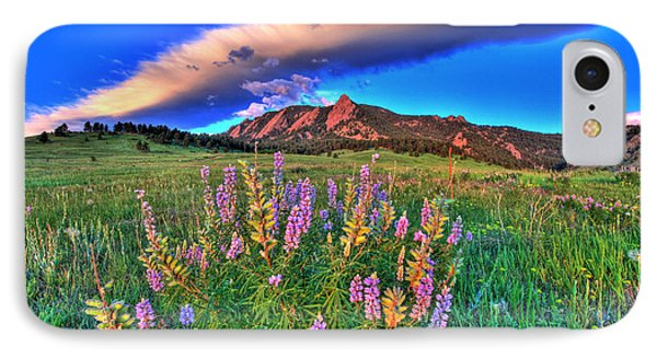 In The Moment Phone Case by Scott Mahon