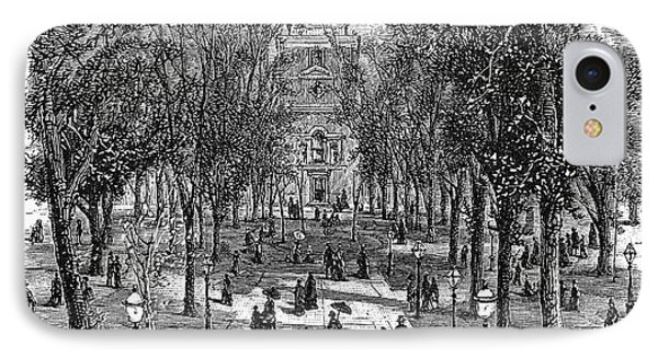 Independence Hall, C1876 Phone Case by Granger
