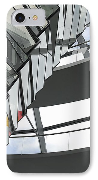 Inside Of The Glass Dome Of Reichstag  Phone Case by Igor Sinitsyn