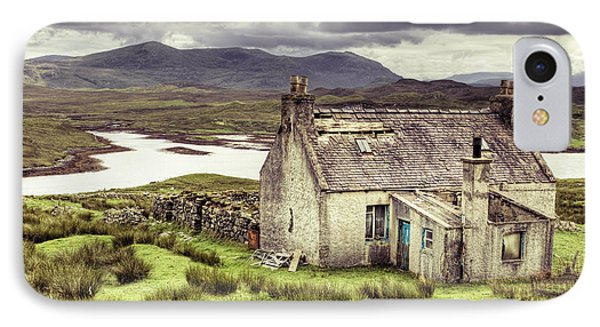 Isle Of Lewis IPhone Case by Ray Devlin
