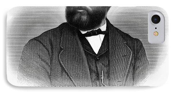 James A. Garfield (1831-1881) Phone Case by Granger
