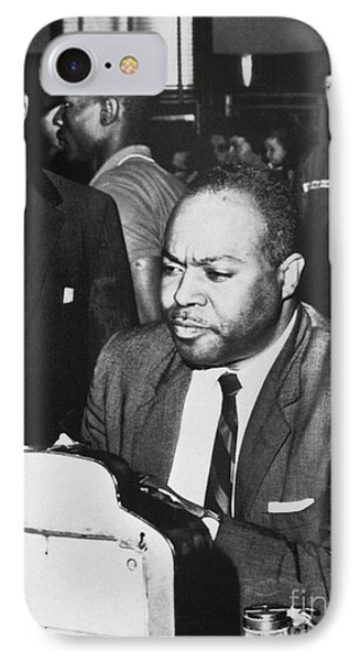 James Farmer (1920-1999) Phone Case by Granger