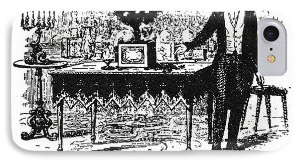 Jean Eugene Robert Houdin Phone Case by Granger