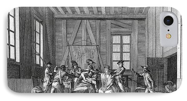 Jean-paul Marat (1743-1793) Phone Case by Granger
