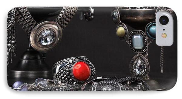Jewellery Still Life Phone Case by Oleksiy Maksymenko