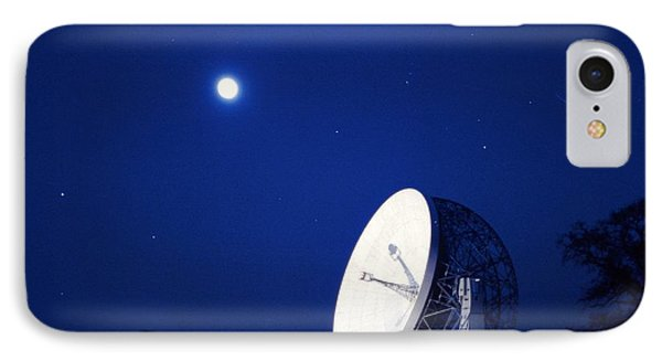 Jodrell Bank Observatory Phone Case by Richard Kail