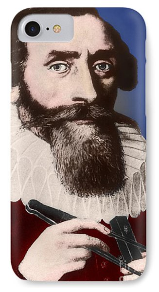 Johannes Kepler, German Astronomer Phone Case by Science Source