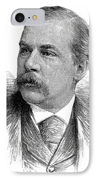 John Pierpont Morgan Phone Case by Granger