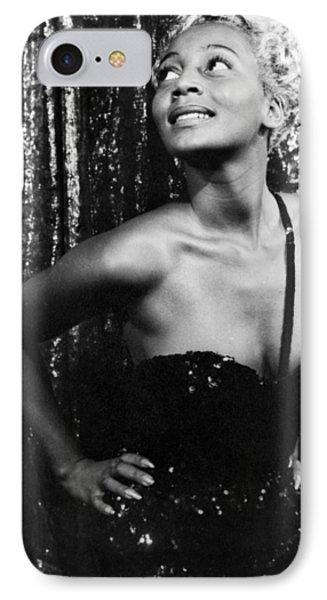 Joyce Bryant, 1953 Phone Case by Granger