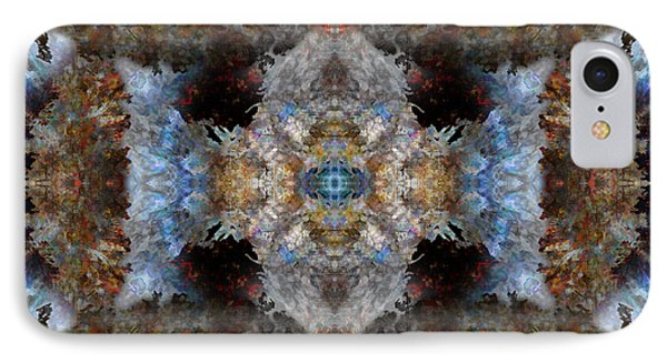 Kaleidoscope Phone Case by Christopher Gaston