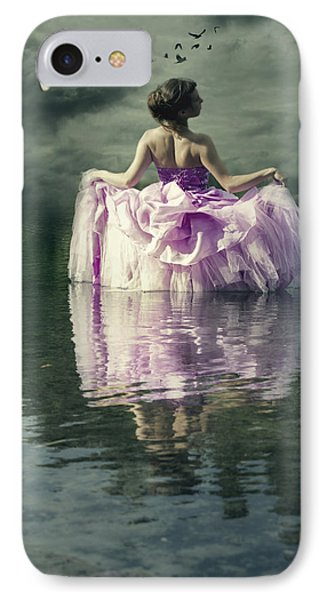 Lady In The Lake Phone Case by Joana Kruse