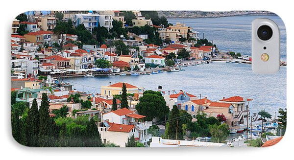Lagada. Chios Greece  Phone Case by Emmanuel Panagiotakis