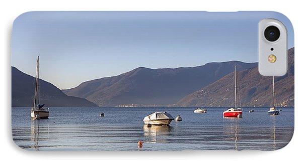 Lago Maggiore Phone Case by Joana Kruse