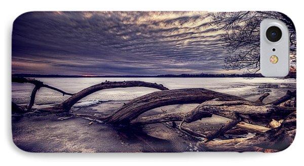 Lake Neatahwanta Phone Case by Everet Regal