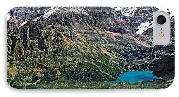 Lake O'hara Phone Case by Steve Harrington