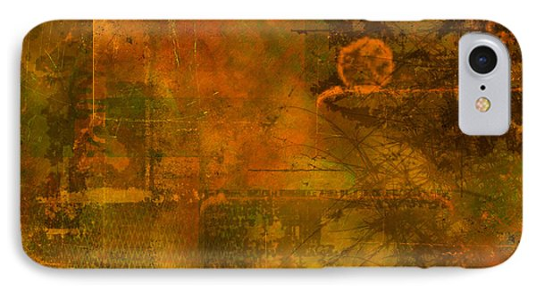 Landscape Of Mars Phone Case by Christopher Gaston