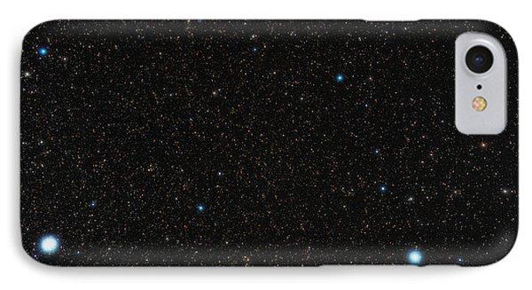 Large Magellanic Cloud Phone Case by Eckhard Slawik