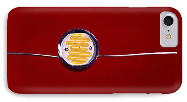 Light-dependent Resistor Phone Case by Andrew Lambert Photography