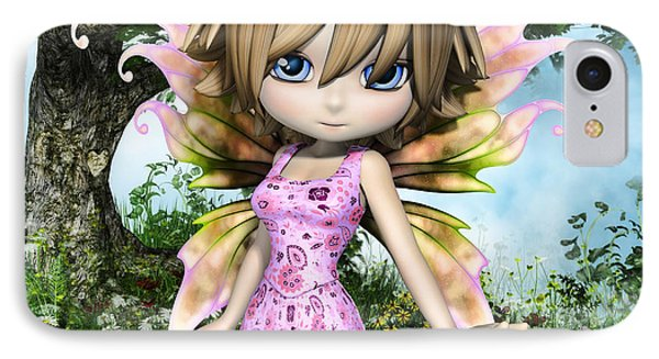 Lil Fairy Princess Phone Case by Alexander Butler