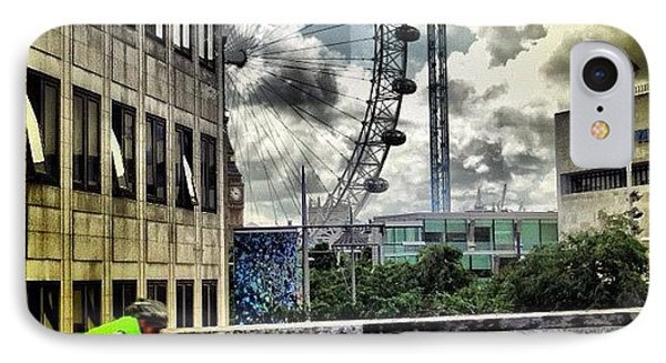 #london #london2012 #ignation #instahub IPhone Case