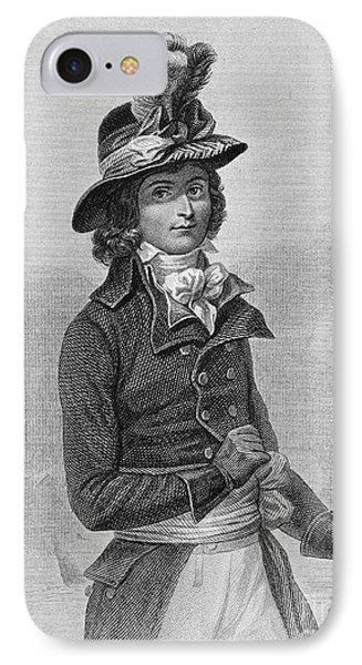 Louis Saint-just (1767-1794) Phone Case by Granger