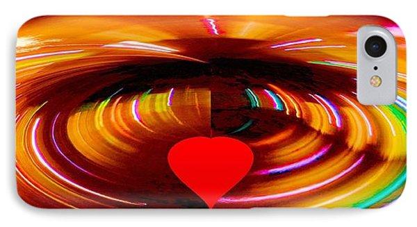 Love Phone Case by Carolyn Repka