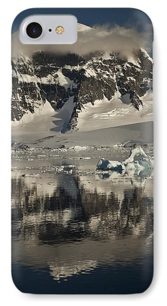 Luigi Peak Wiencke Island Antarctic Phone Case by Colin Monteath
