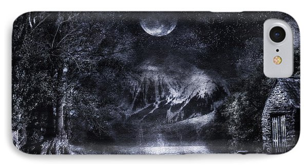 Magical Night IPhone Case by Svetlana Sewell