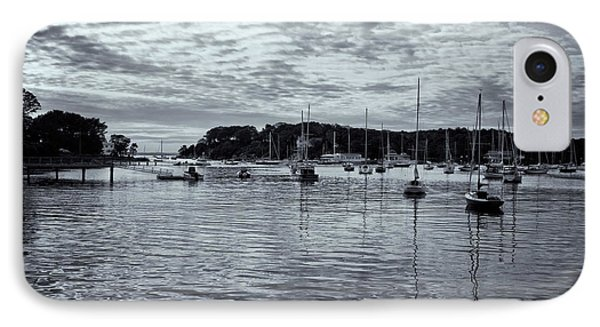 IPhone Case featuring the photograph Manchester Cove by Tom Singleton