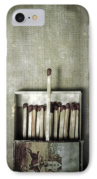 Matches Phone Case by Joana Kruse