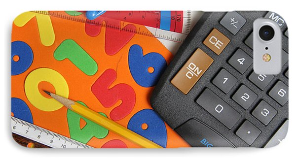 Mathematics Tools Phone Case by Photo Researchers Inc