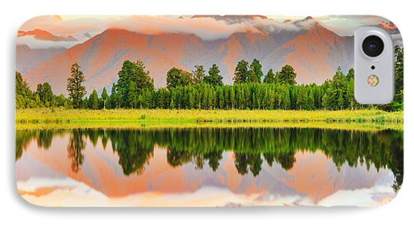 Matheson Lake Phone Case by MotHaiBaPhoto Prints