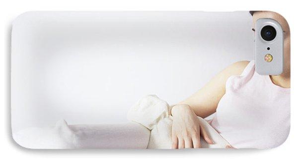 Menstrual Pain Phone Case by Cristina Pedrazzini