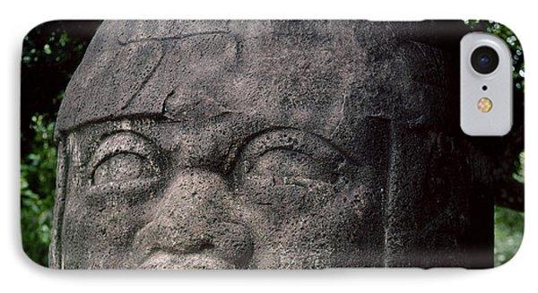 Mexico: Olmec Head IPhone Case by Granger