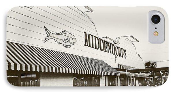 Middendorf's Phone Case by Scott Pellegrin