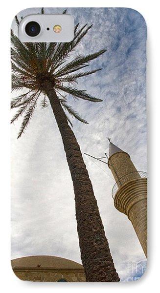 Minaret Phone Case by Stelios Kleanthous