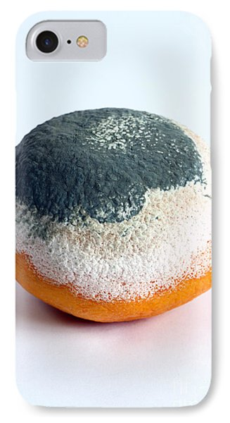 Moldy Orange Phone Case by Photo Researchers, Inc.