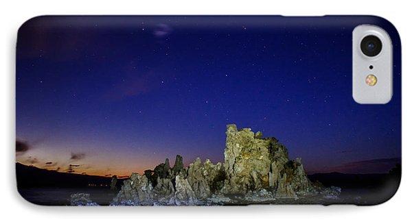 Mono Lake Big Dipper Sky Phone Case by La Rae  Roberts