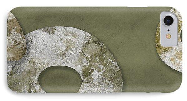 Moon Stones Phone Case by Nomi Elboim