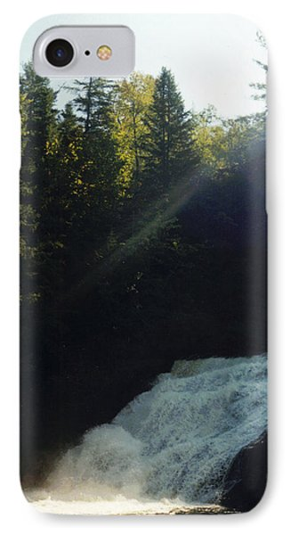 Morning Waterfall IPhone Case by Stacy C Bottoms