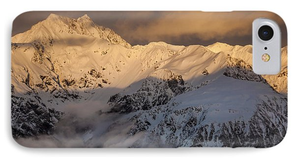 Mount Rolleston At Dawn Arthurs Pass Np Phone Case by Colin Monteath