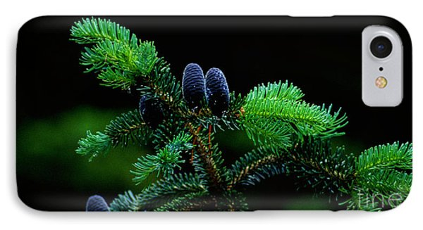 IPhone Case featuring the photograph Mountain Life by Sharon Elliott