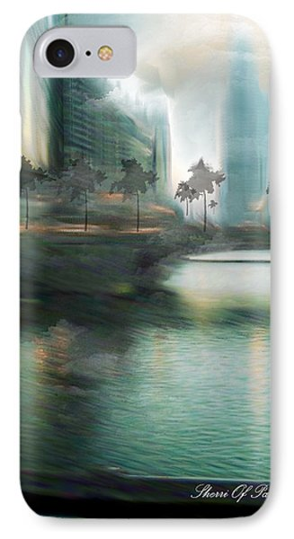 IPhone Case featuring the photograph My Kind Of Town Chicago Is by Sherri  Of Palm Springs