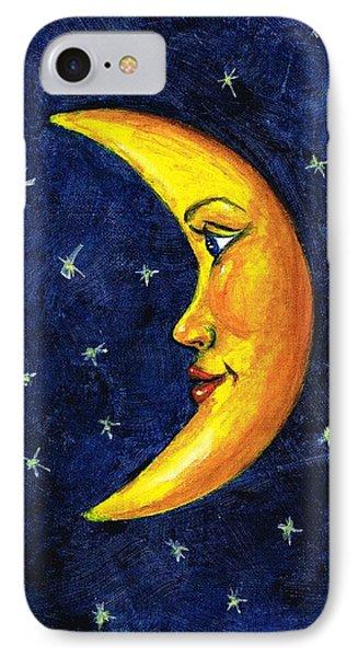 New Moon IPhone Case by Sarah Farren
