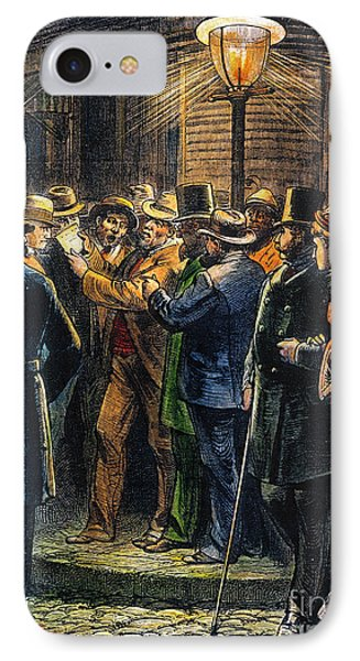New York: Election, 1876 Phone Case by Granger