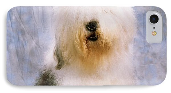 Old English Sheepdog Phone Case by The Irish Image Collection