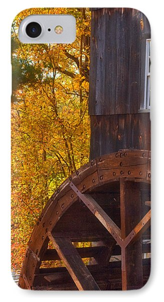Old Mill Phone Case by Joann Vitali