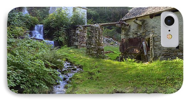 Old Watermill Phone Case by Joana Kruse