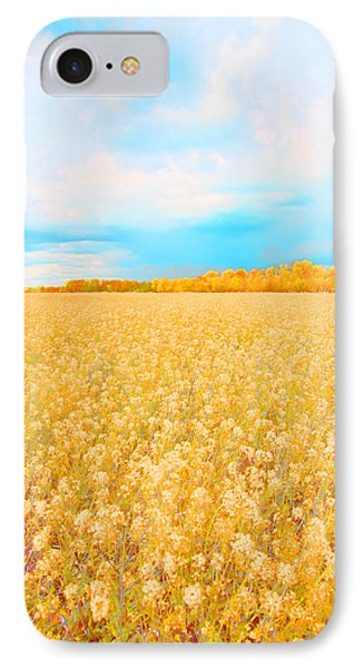 On A Clear Day Phone Case by Bonnie Bruno